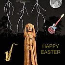 The Scream World Tour  Scream Rocks Happy Easter by Eric Kempson
