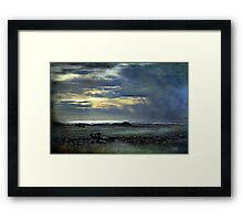 """Searching for Serenity ..."" Framed Print"