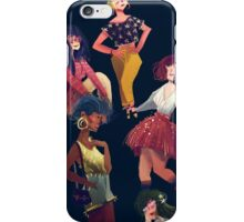 Cool Girls iPhone Case/Skin