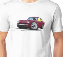 Triumph GT6 Damson Unisex T-Shirt