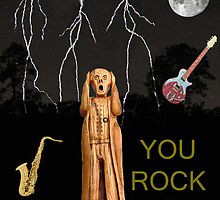The Scream World Tour  Scream Rocks You Rock  by Eric Kempson