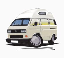 VW T25 / T3 [SQ] (High Top) White Kids Clothes