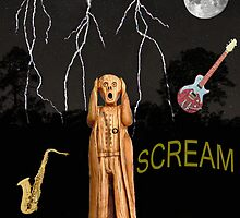 The Scream World Tour  Scream Rocks Scream by Eric Kempson