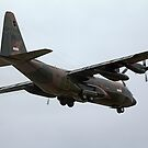 RSAF C-130H - 733 by Cecily McCarthy