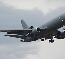 USAF - 82-0193 KC-10 Extender by Cecily McCarthy