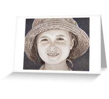 Masha Greeting Card
