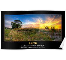 Faith #1 Poster