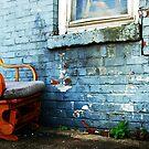 left behind by Lynne Prestebak