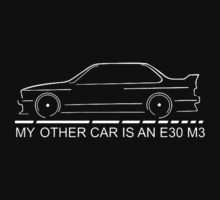 My other car is an e30 M3 - BMW e30 m3 by TriPtiK