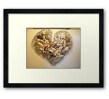 Valentine Heart 2011 Framed Print