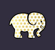 Gold Elephant Unisex T-Shirt