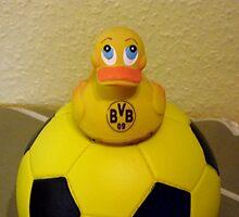 I'm football crazy..I'm football mad...... by Heidi Mooney-Hill