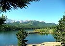 Crystal Lake, Colorado by Margaret  Hyde