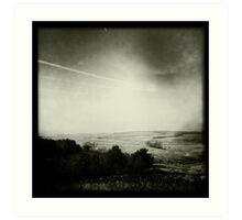 West Pennine Moors Art Print