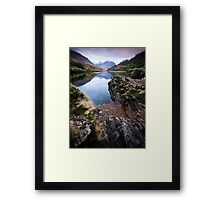 River Etive towards Ben Starav  Framed Print