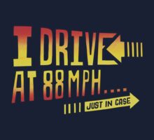 88Mph by Lee Crutchley