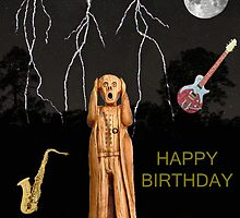 The Scream World Tour  Scream Rocks Happy Birthday by Eric Kempson