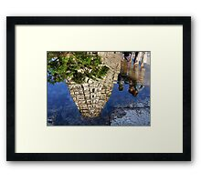Boys in the Water Framed Print