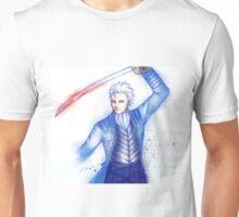 The Devil in Blue Unisex T-Shirt