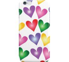 Handful of heart iPhone Case/Skin