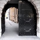 Temple Lane off Fleet Street by Irina Chuckowree