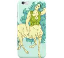 The Centaur iPhone Case/Skin