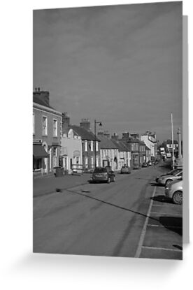Whithorn, Scotland..Main street by sarnia2