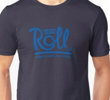 Let's Roll Brazilian Jiu-Jitsu Blue Belt Unisex T-Shirt