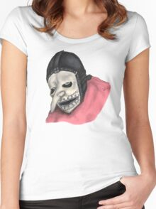 Number Three Women's Fitted Scoop T-Shirt