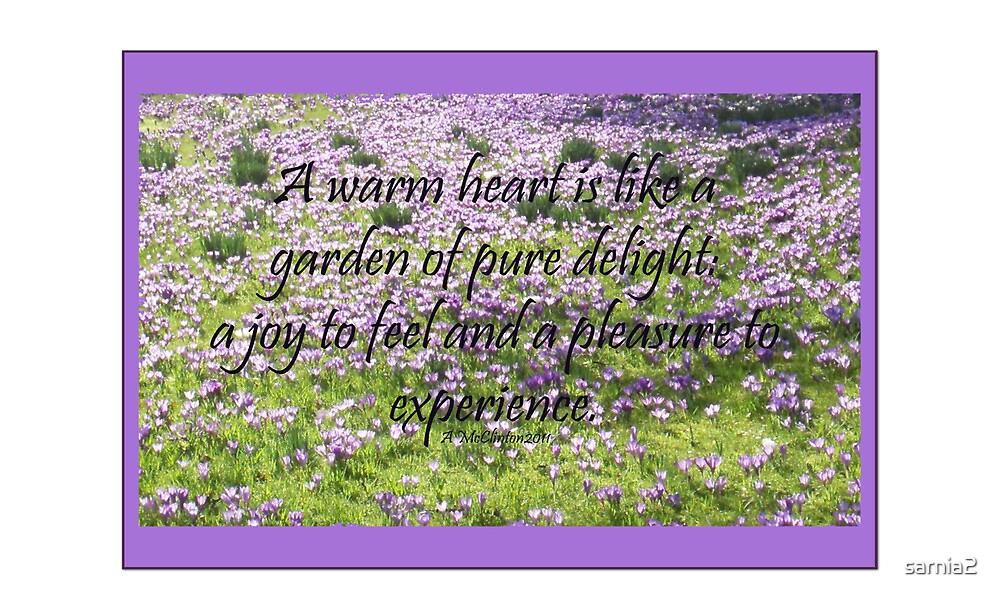 A warm heart by sarnia2