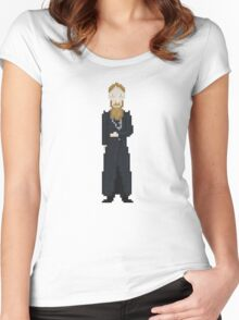 Mad Monk Women's Fitted Scoop T-Shirt