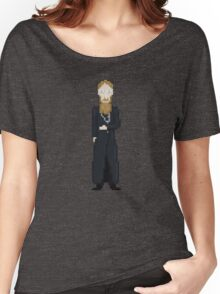 Mad Monk Women's Relaxed Fit T-Shirt