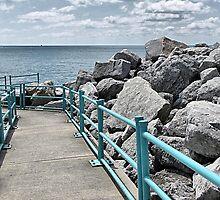 This Way To Lake Michigan by Monnie Ryan