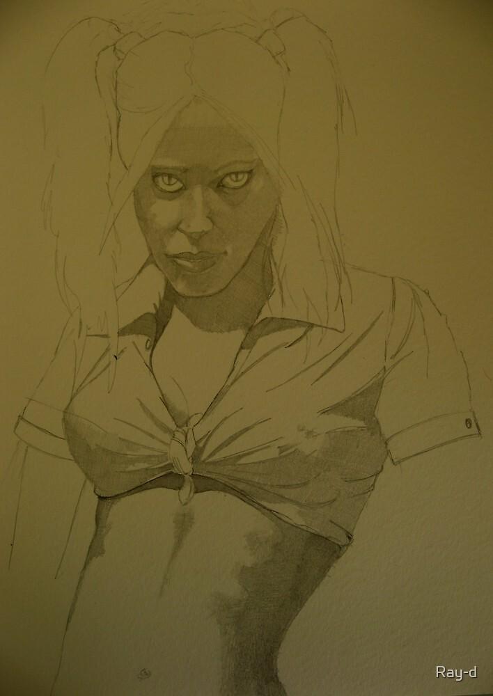 Deborah Vampire by Ray-d