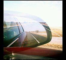 Double Highway by Erin  Sadler