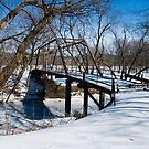 Ripson Bridge in Winter by connie3107