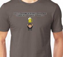 Dangerously Sober Unisex T-Shirt