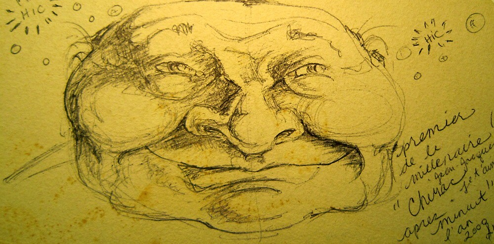 Chirac 2000 by VIVARIUM