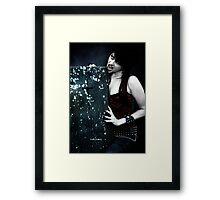 vampier Framed Print