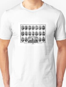 American Presidents First Hundred Years T-Shirt