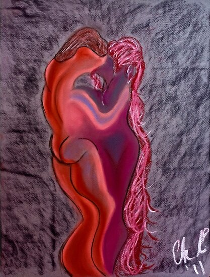 Sweet Kiss of Mine... by Christina Rodriguez