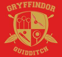 Gryffindor - Quidditch by quidditchleague