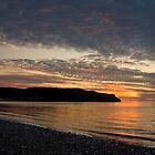 GREAT ORME, LLANDUDNO SUNSET 3 by Phil  WEBB