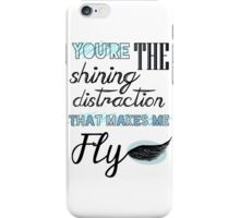 shining distraction (fool's gold) iPhone Case/Skin