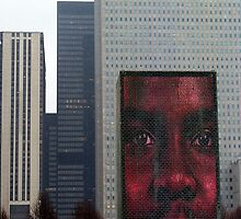 Eyes of Chicago by Brian Gaynor