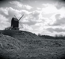 Brill Windmill. Buckinghamshire by GSphotography