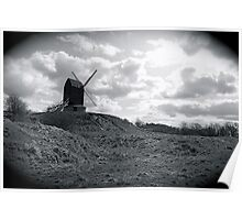 Brill Windmill. Buckinghamshire Poster
