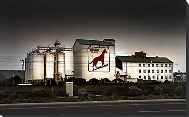 Dingo Flour Mill - Fremantle Western Australia  by EOS20