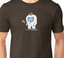 Yeti Cowboy Unisex T-Shirt