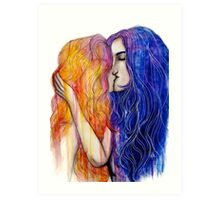 All That You Are Is All That I Need Art Print